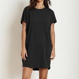 NWT Velvet Annie Cotton Slub T-Shirt Dress